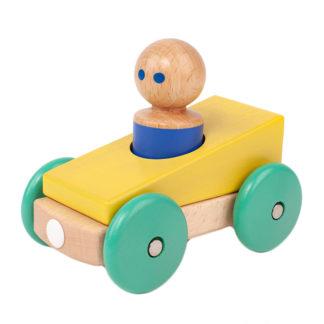 Tegu Holzauto Racer