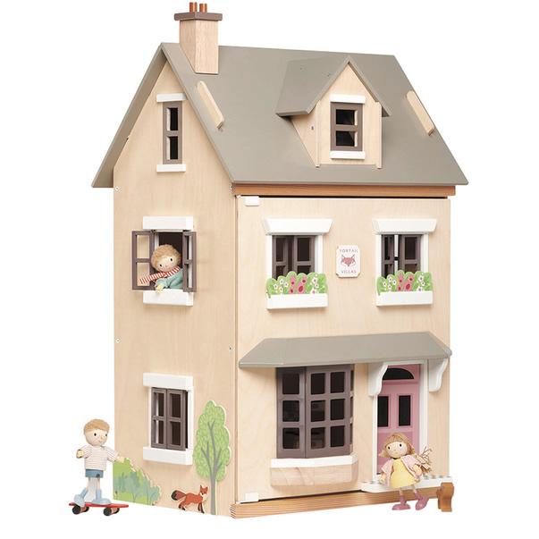 Tender Leaf Toys Puppenhaus Villa