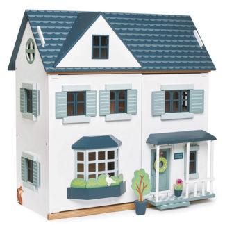 Tetnder Leaf Toys Puppenhaus Dovtail