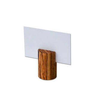 Tischkartenhalter Holz