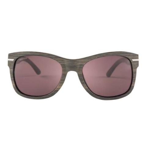 Wewood Holz Sonnenbrille Crux Iroko Rahmen
