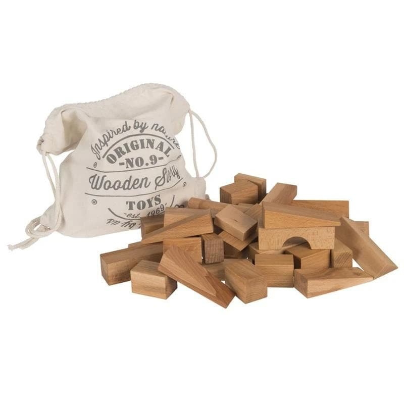 Wooden Story Holzkloetze 100
