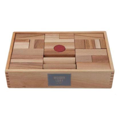 Wooden Story Holzkloetze
