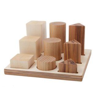 Wooden Story Legespiel