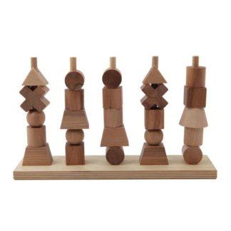 Wooden Story Steckspielzeug