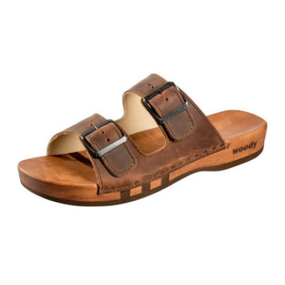 Woody Holzschuhe Max
