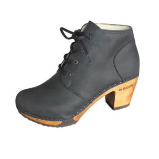 Woody Holzschuhe Nora