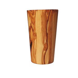 Zahnputzbecher Holz
